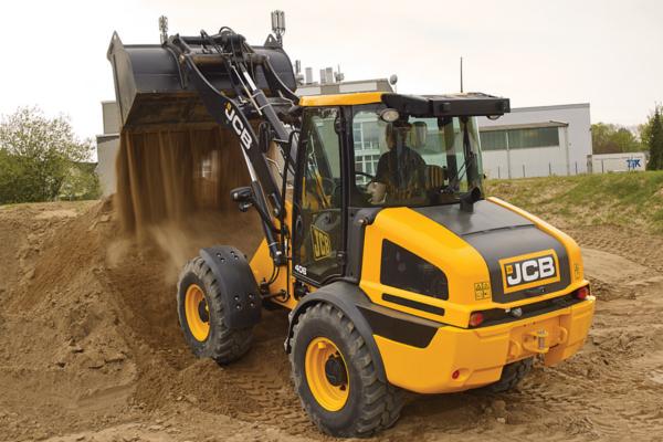 JCB 406 ZX Wheel Loader