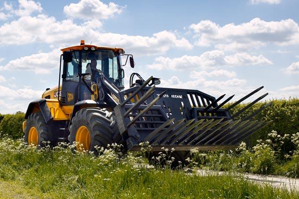 Agricultural Wheeled Loader 435
