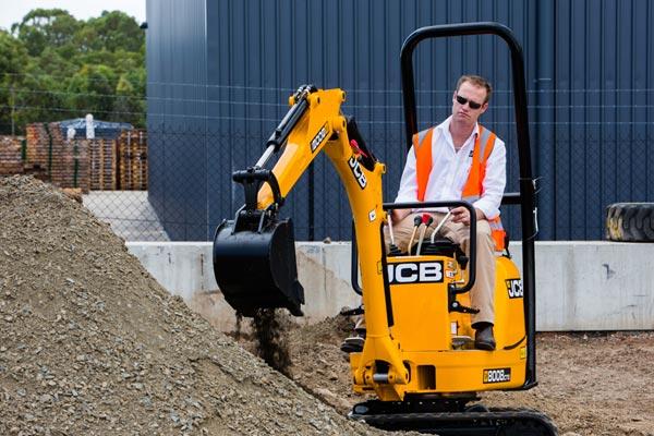 1 tonne excavator, Micro Excavator