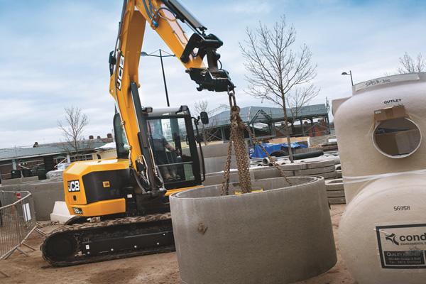 JCB 85Z-1 7 Tonne Excavator, 8 Tonne Excavator for Sale
