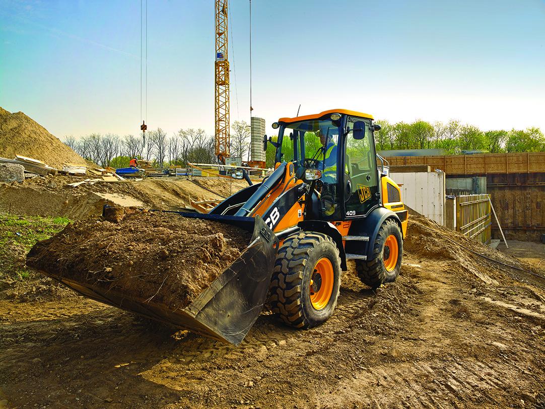 JCB Construction Machinery - Telehandlers, Mini Excavators