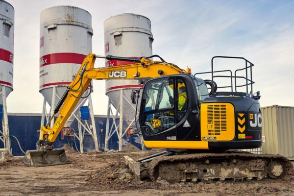 JCB Excavator JZ140