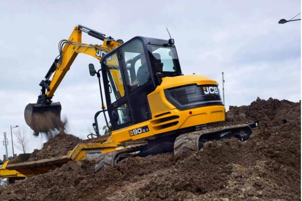 JCB Mini Excavator Mini Digger 90Z-1