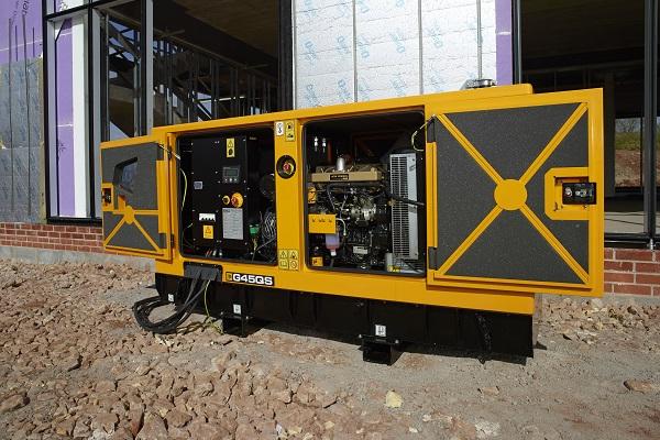 Diesel Stationary Prime Standby Generator