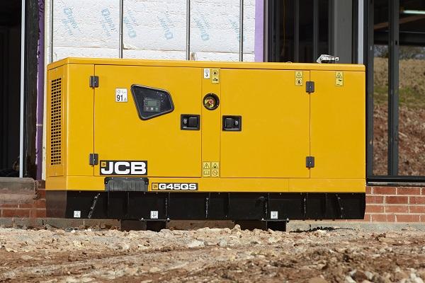 45kVa Diesel Stationary Prime Standby Generator