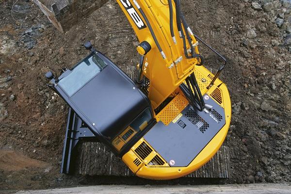 JCB JZ140DLC 14 tonne, 15 tonne excavator for sale