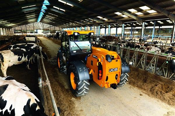 JCB Telehandler for Sale, 541-70 Agri Telehandler Australia, JCB 54170