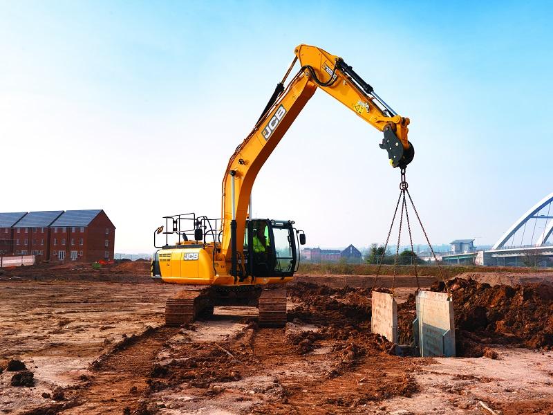 JCB JS 200LC 20 Tonne Excavator For Sale