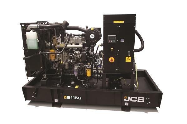 G115S JCB Diesel Generator