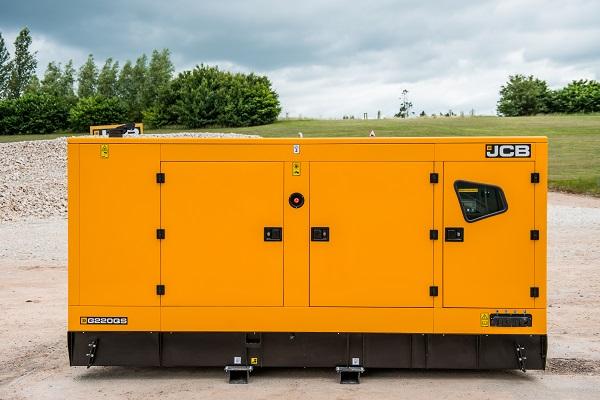 JCB Diesel Generator G220QS