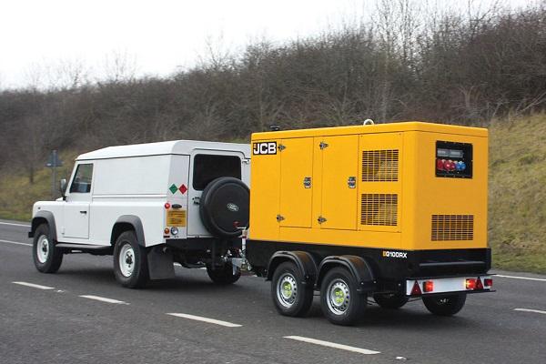 JCB Diesel Generator RS Range
