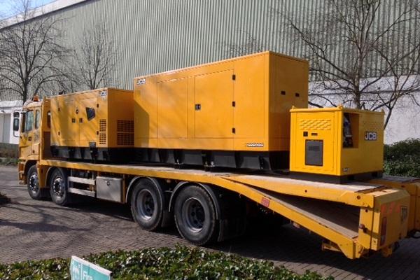 JCB Diesel Generator kVa