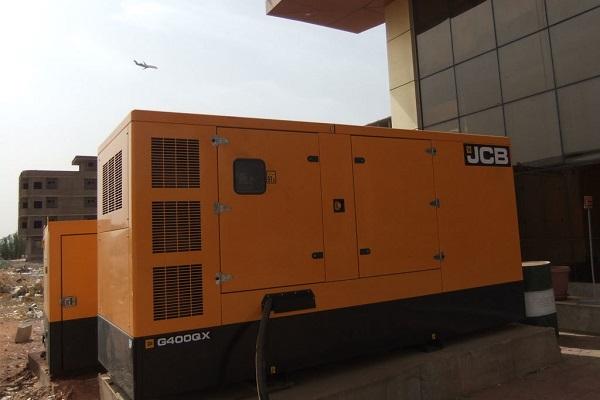 JCB Diesel Generators
