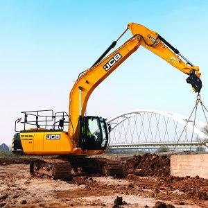 JS220 Excavator