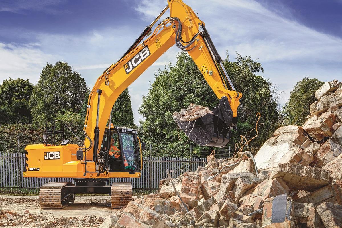 20 Tonne Excavator 220X